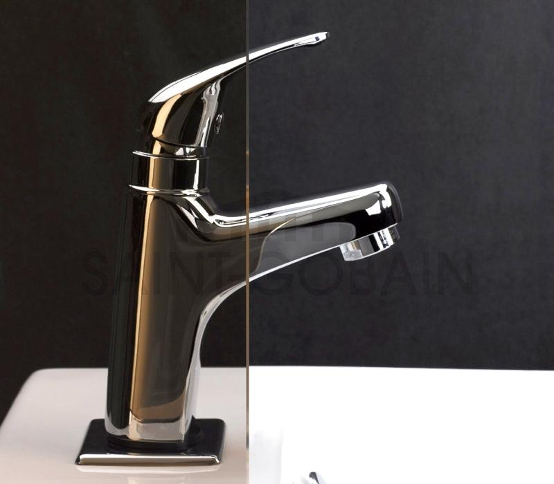 Float-Basisglas bronze
