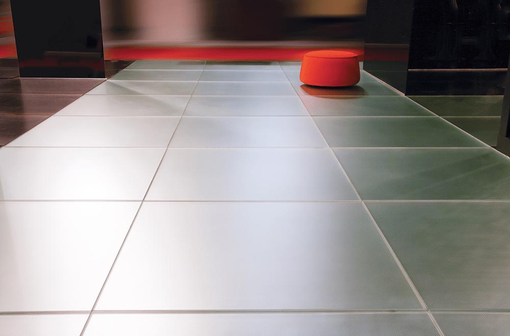 Madras Pixel Flooring showroom