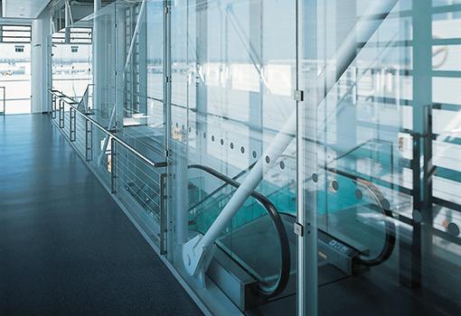 Flughafen München Flachglas Wernberg