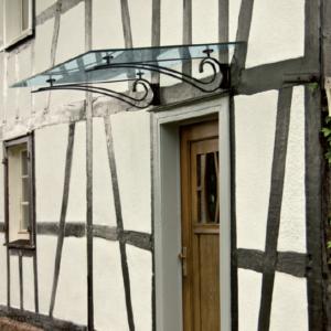 Set Schmiedeeisernes Vordach nach AbZ Z-70.3-85